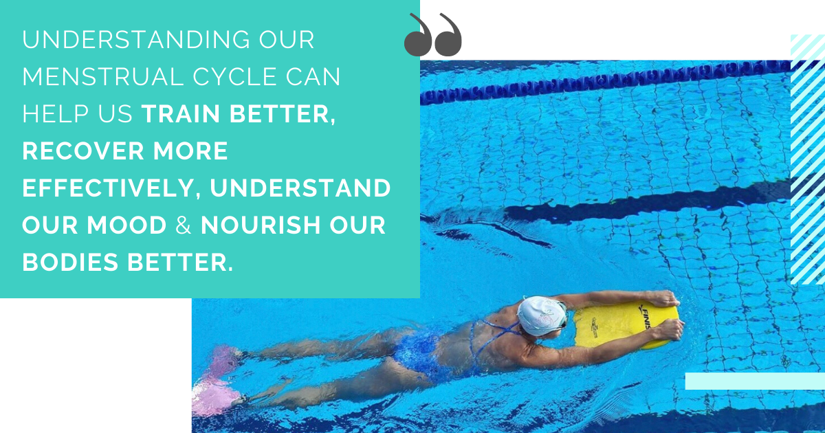 JOLYN Australia Swimwear blog - train better, recover more, understand our mood & nourishe our bodies better