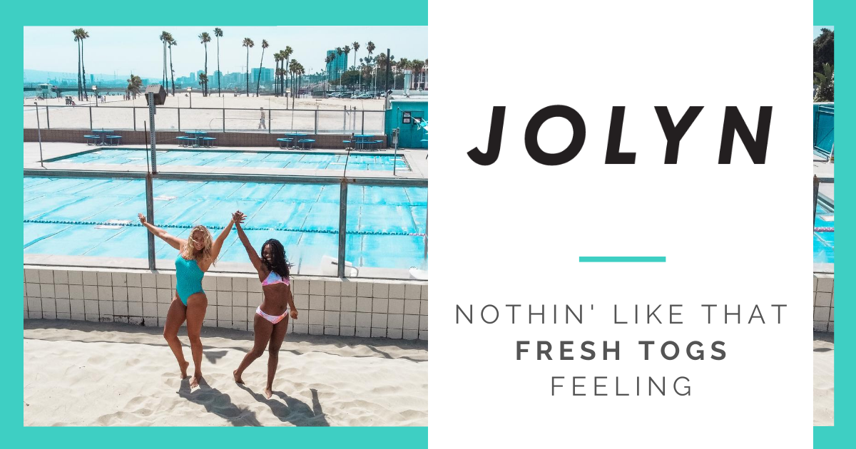 JOLYN X BODY SCIENCE GIVEAWAY - new swimwear voucher