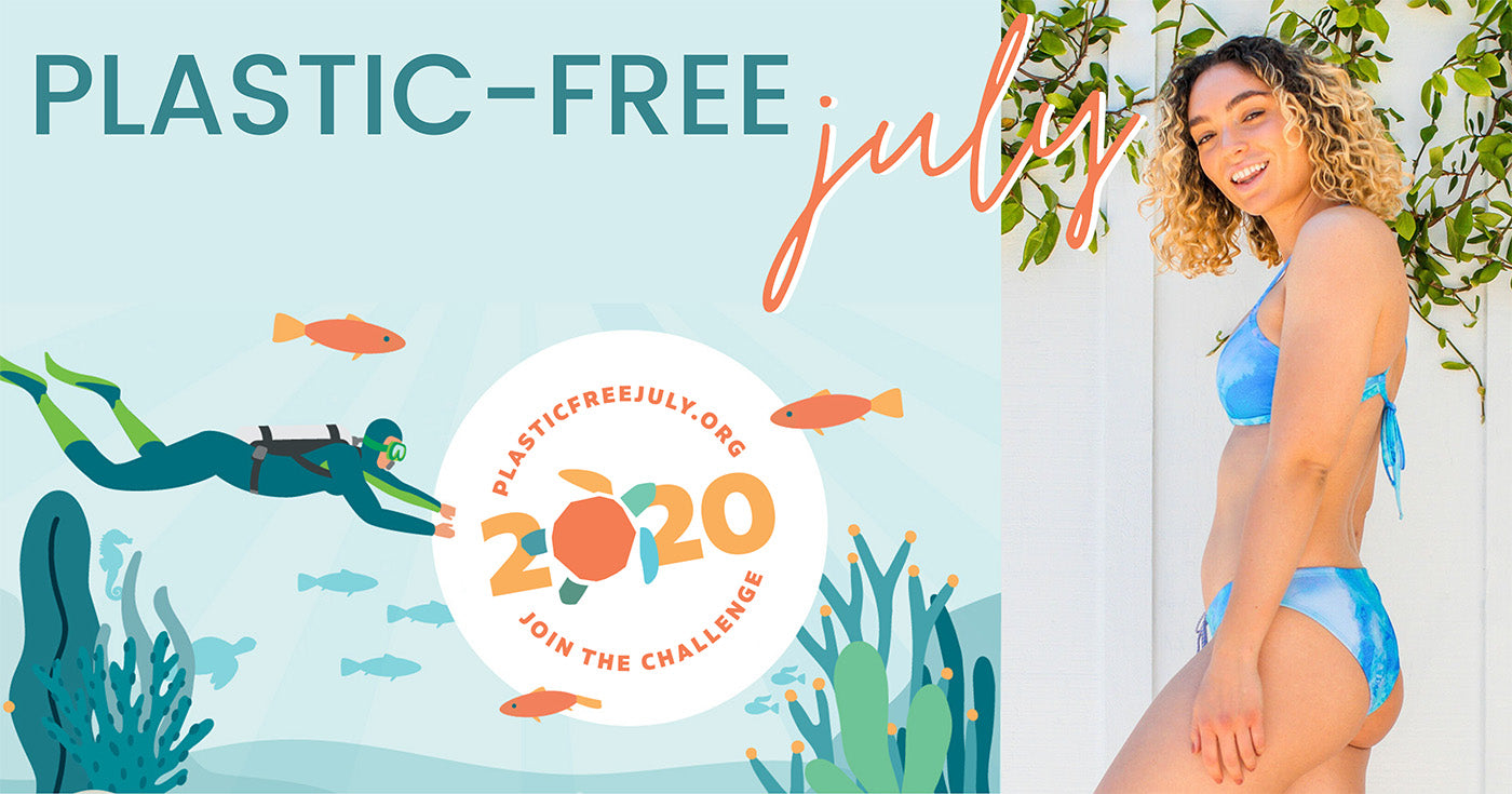 JOLYN surfrider eco collection plastic free July
