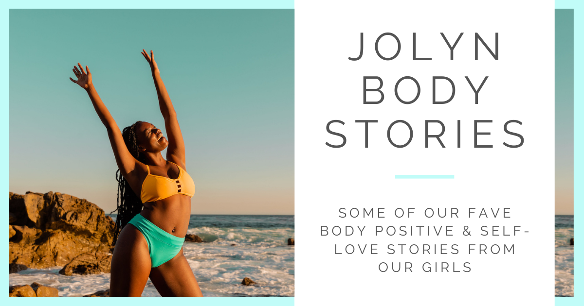 some of our fav body positive & self-love stories from you girls