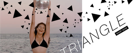 Shop Jolyn Australia Triangle Swim Tops