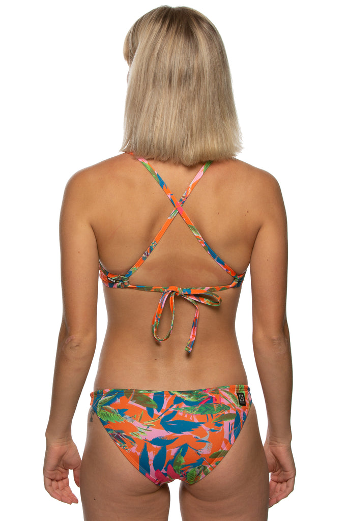 Printed Bali Bottom - Retreat