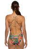 Printed Brandon Fixed-Back Onesie - Retreat