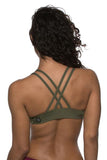 Fendrick Fixed-Back Top - Army