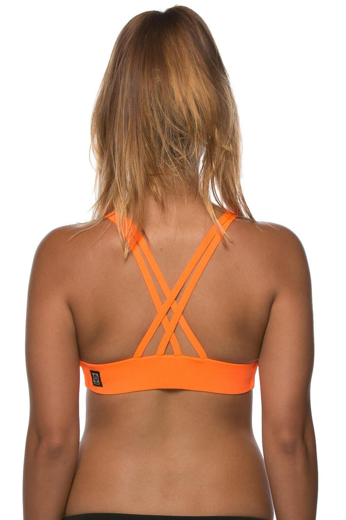 Fendrick Fixed-Back Top - Sunkist