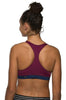 Forest Sports Bra - Cabernet/Navy