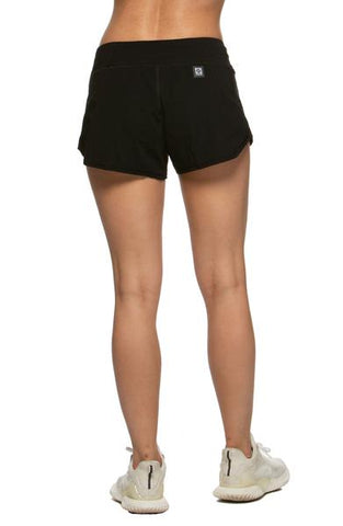 Hewson Run Short - Black
