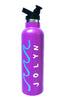 Wave Drink Bottle - French Mulberry