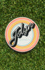 Sticker - JOLYN Vinyl Record - Australia
