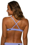 Merlin Fixed Back Top - Lavender