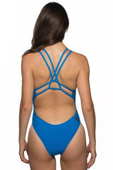 JOLYN AUSTRALIA SWIMWEAR || Kai Fixed-Back Onesie