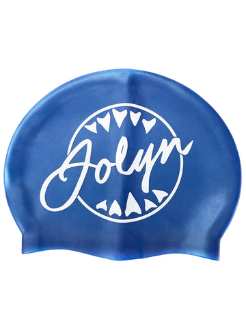 Swim Cap - Blueberry
