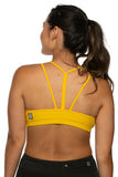 Riley Sports Bra - Amber