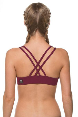 Fendrick Fixed-Back Top - Cabernet