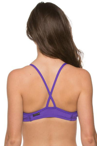 Leon Top - Purple