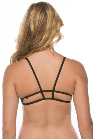 Eli Fixed-Back Tops