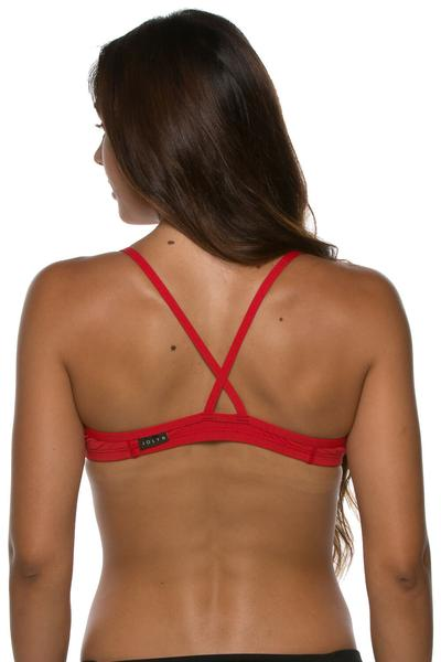 Leon Top - Red