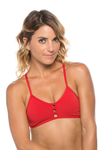 Tomcat Top - Red