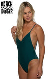 Steve Beach Lounger Onesie - Peacock