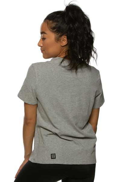 Sydney T-Shirt - Heather Grey