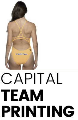 Capital Swim Club Printing