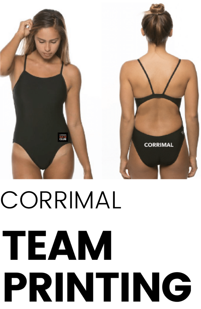 Corrimal Swim Club Printing