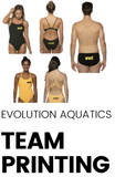 Evolution Aquatics Printing