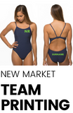 New Market Swim Club Printing