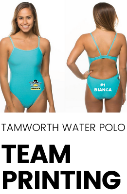 Tamworth Water Polo Association Printing
