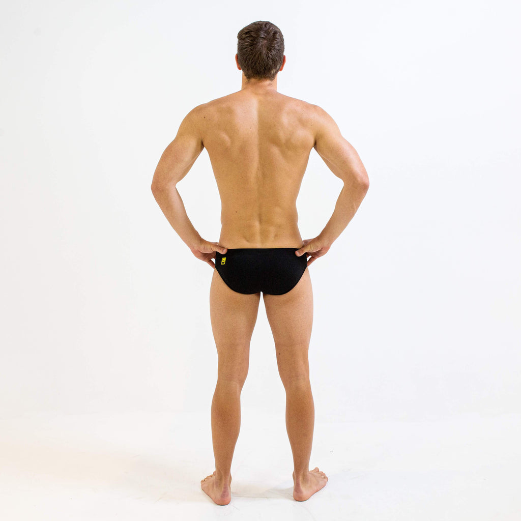 FINIS Black Brief
