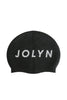 Swim Cap - JOLYN Black