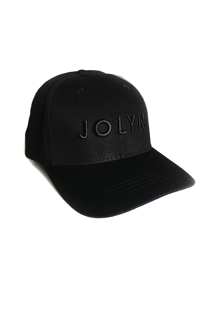 Hat - Black on Black