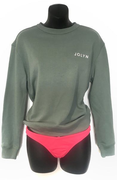 JOLYN Sweatshirt - Sage
