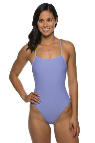 Scotty Fixed-Back Onesie - Lavender