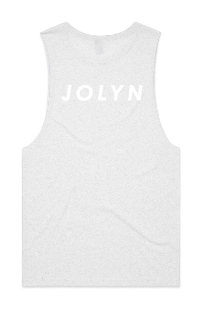 JOLYN Rep Tank - Grey