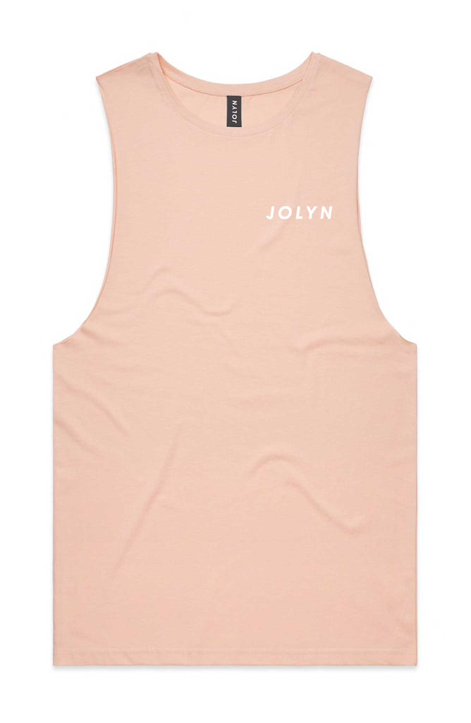 JOLYN Rep Tank - Powder Pink