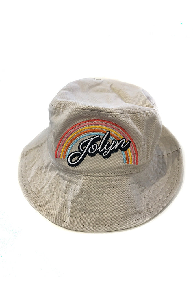 Bucket Hat - Rainbow