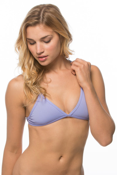 Triangle Top - Lavender