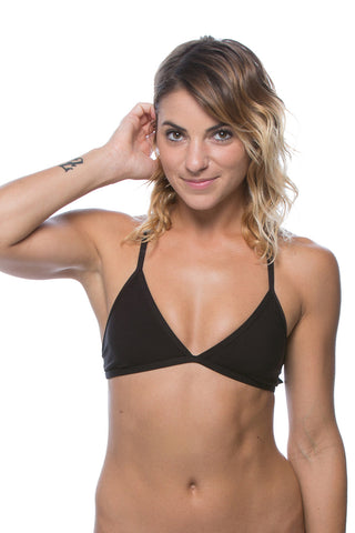 Triangle Top - Black