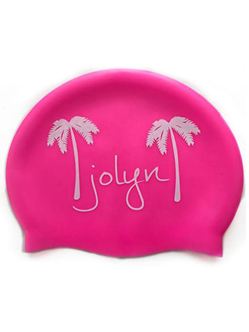 jolyn_australia_swimwear_swim_cap_pink_palm_trees