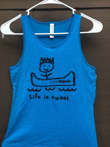 Life Is Sweet -Tank Top - Unisex