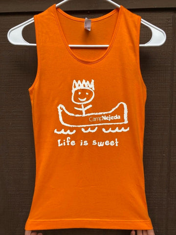 Life Is Sweet Tank Top - Youth - Girls cut