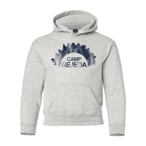 Classic Pullover (Blue/Gray) Youth Sizes Only
