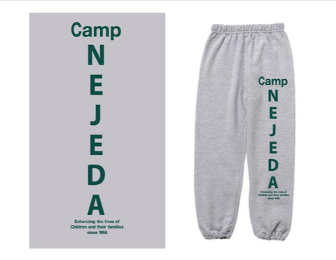 Sweatpants - Nejeda - Elastic Bottom - (Youth)