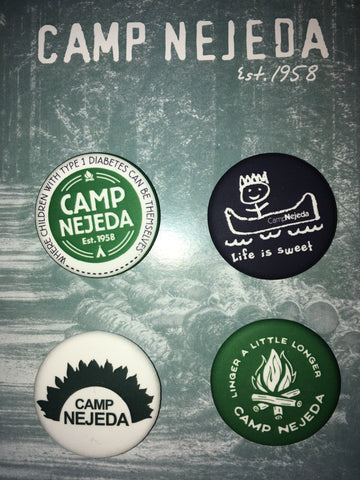 Nejeda Mini Pins