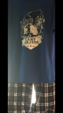 Clearance! Cabin at night-shirt (adult & camper sizes)