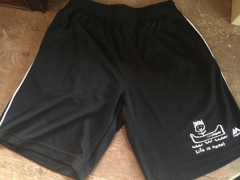 Shorts - (Blue/Black - Camper sizes only)
