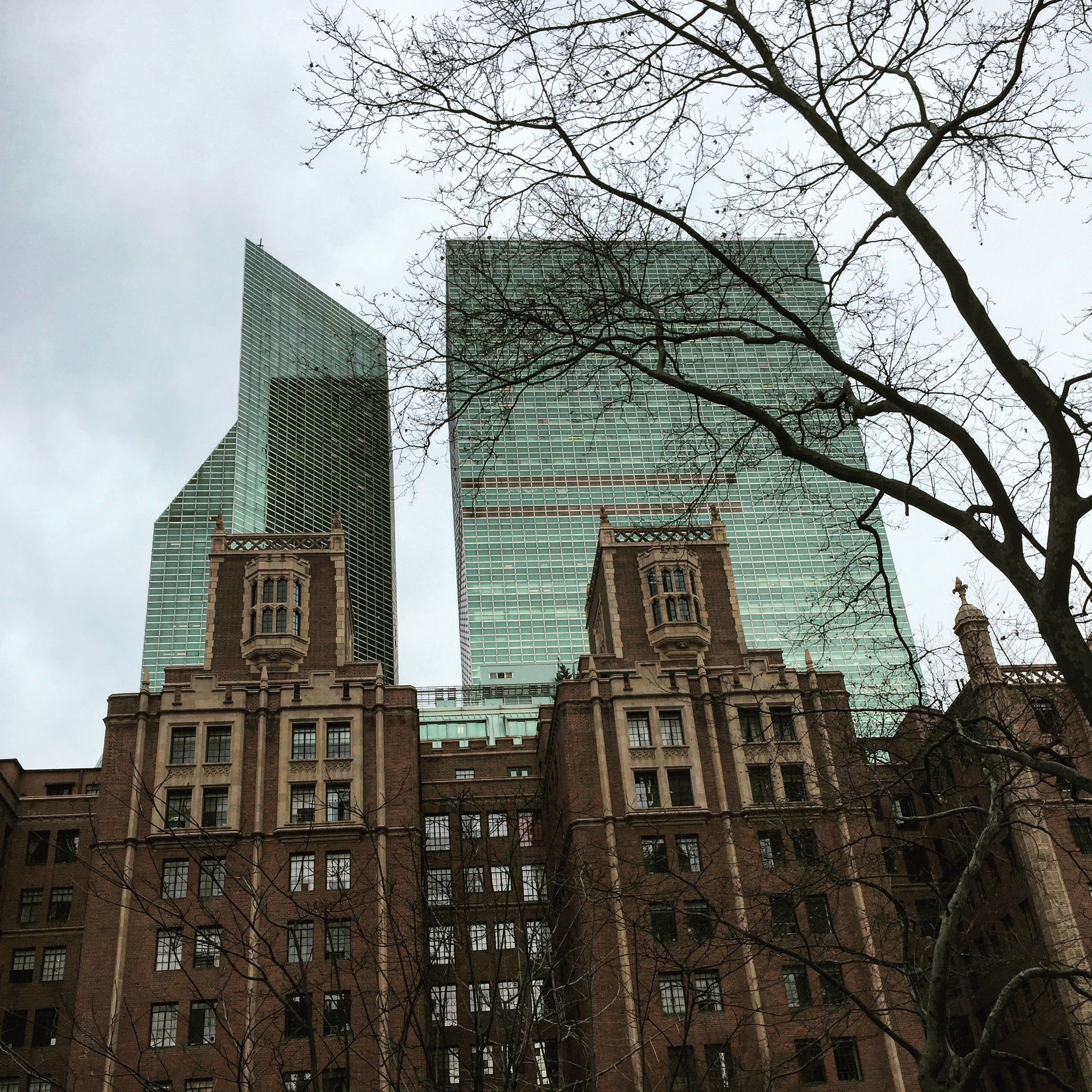 Inspiration: Tudor City