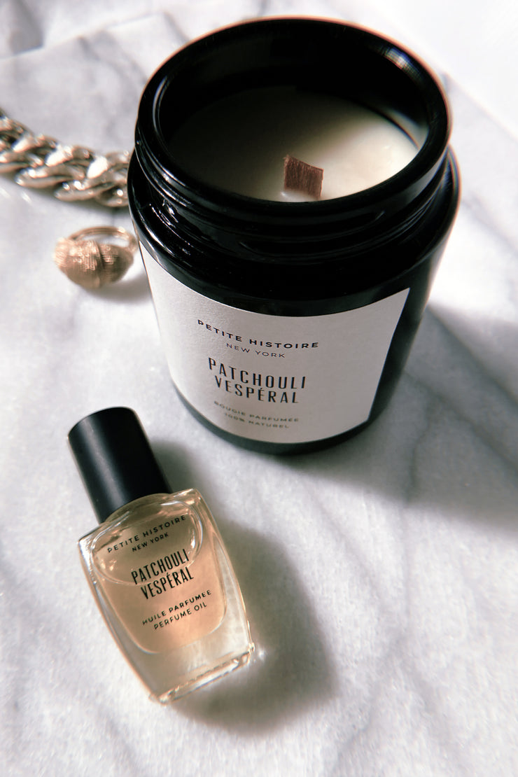 Candle + Oil Duo