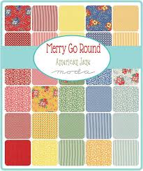 Layer Cake #21720LC - Merry Go Round